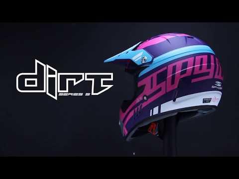 DIRT Series 5 : Motocross Helmet