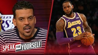 Matt Barnes says Lakers still the premier landing spot over the Clippers | NBA | SPEAK FOR YOURSELF