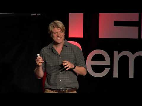 Fab Lab: Art And Technology In Education | Eric Carlson | TEDxBemidji