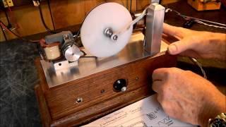 Home Made Electro-Mechanical Tremolo
