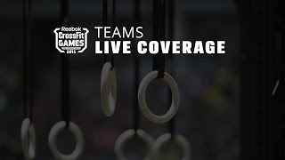 The CrossFit Games - Team Clean & Jerk