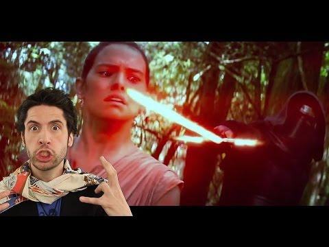 Star Wars: The Force Awakens Japanese International trailer review