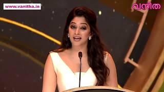 ജയറാമിന്റെ ദശാവതാരം, നൈലയുടെ ഏഴടി പൊക്കം! Vanitha Film Awards 2019 Part 2