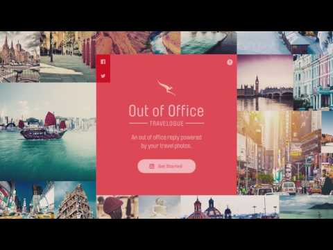 Introducing Qantas Out of Office
