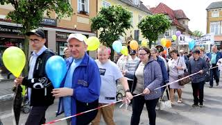 Marsz Godności w Działdowie