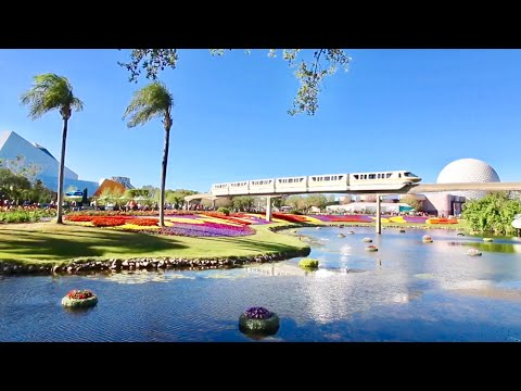 Walt Disney World EPCOT Flower & Garden Festival 2018