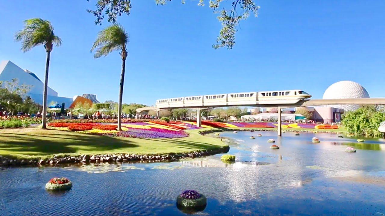 Walt Disney World EPCOT Flower & Garden Festival 2018