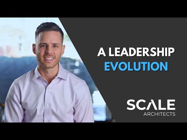 A leadership evolution