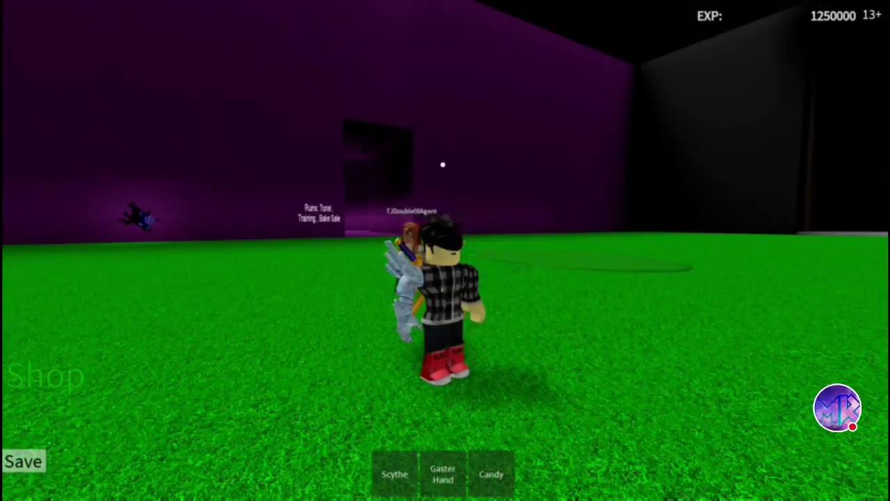 3d Undertale Boss Fights