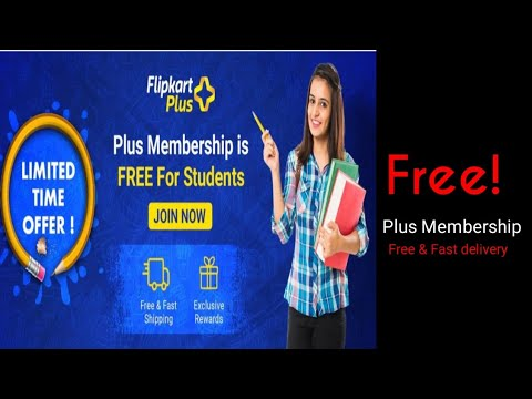🔥 🔥 How To Join To Free Flipkart Plus Membership   Free SuperCoins   #Techpoint