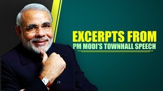 13 quotable quotes from PM Modi's town hall speech in London