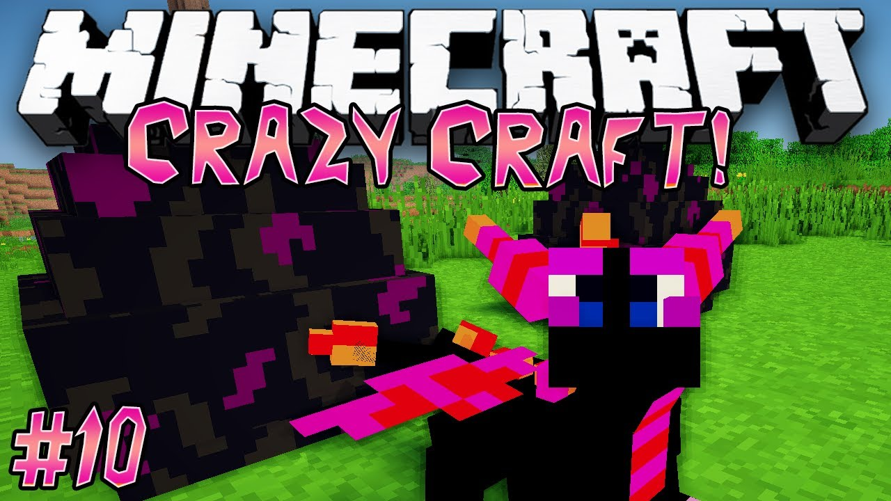 Minecraft Crazy Craft   Ad