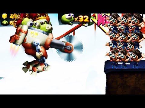 Zombie tsunami android gameplay #32