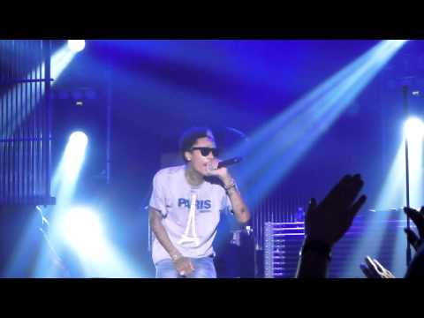 Wiz Khalifa - Fly Solo Live / GERMANY BERLIN 19.11.11