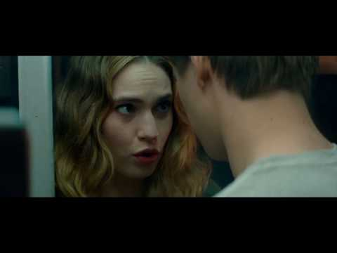 Baby Driver Ansel Romantic & Kiss Scenes (Official Video) HD