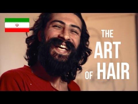 The Art of HAIR • Morteza Mottaghi • Tehran • IRAN