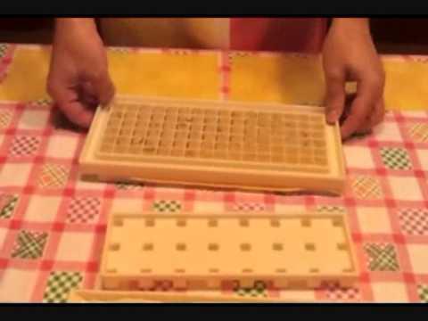 raviolina nouveau machine raviolis pour manuel et lectrique machine p tes youtube. Black Bedroom Furniture Sets. Home Design Ideas