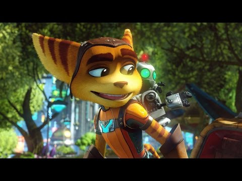 Ratchet and Clank : A Primeira Meia Hora