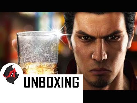 YAKUZA 6 The Song of Life After Hours Premium Collector's Edition Unboxing + Review