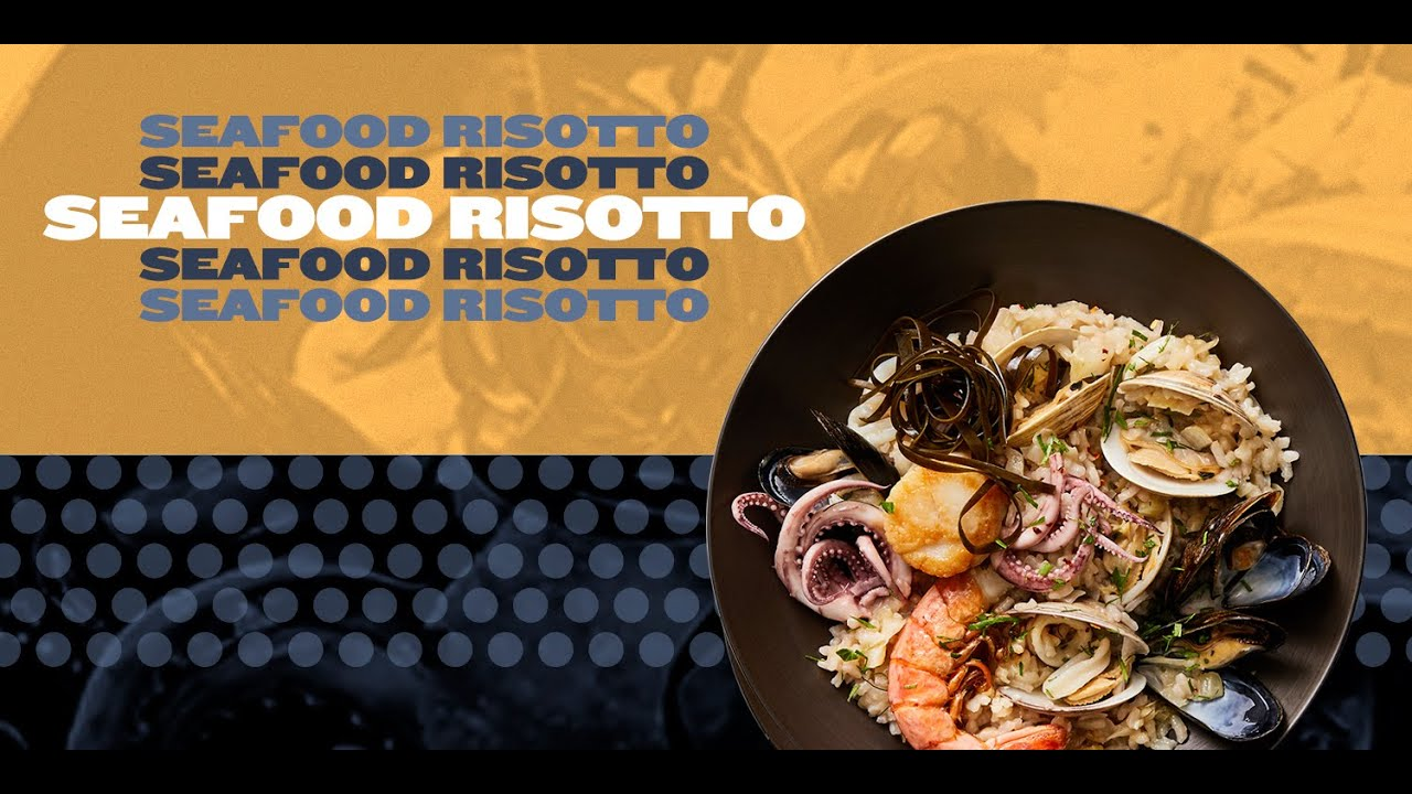 Seafood Risotto using RiceSelect® Arborio Rice