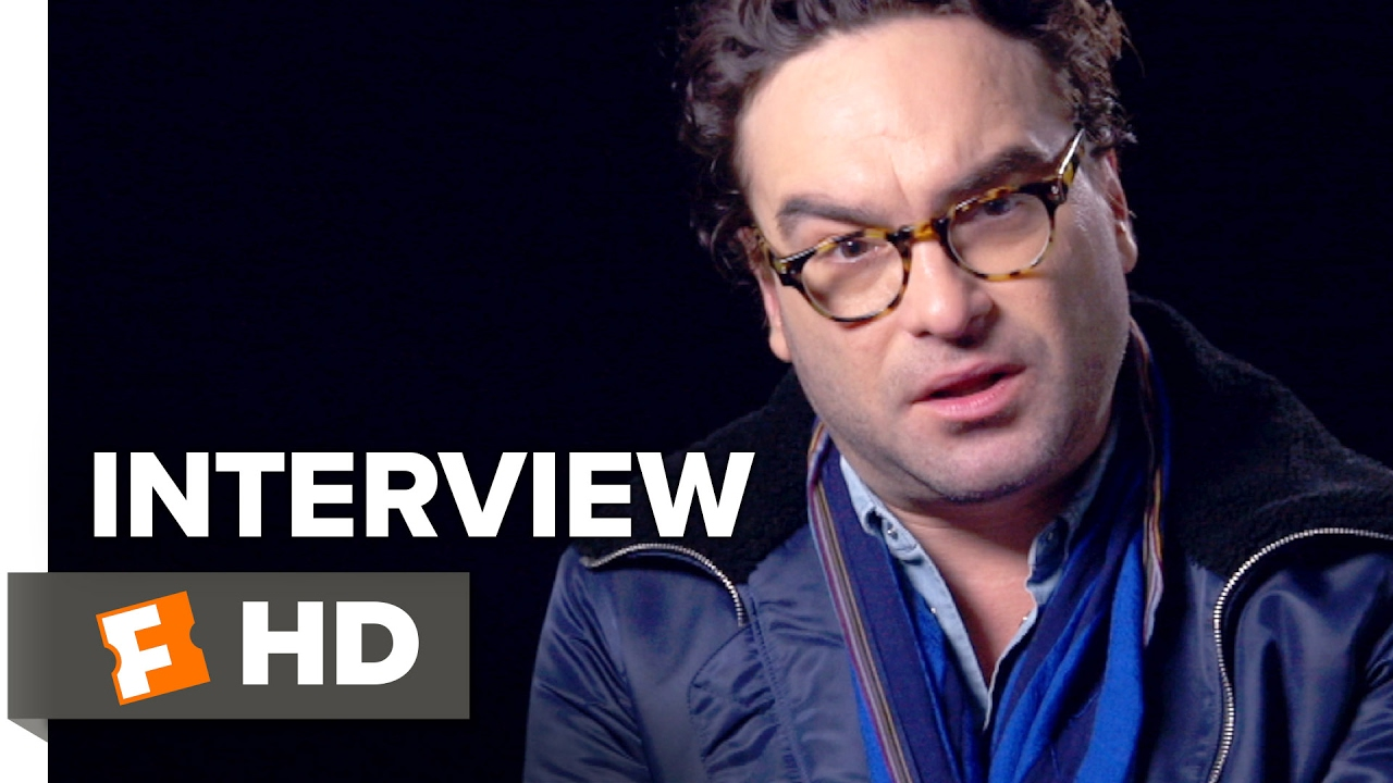 Rings Interview - Johnny Galecki (2017) - Horror Movie ...