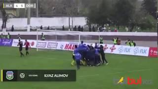 Суперкубок Кыргызстана: Алай (Ош) - Дордой (Бишкек). Серия пенальти