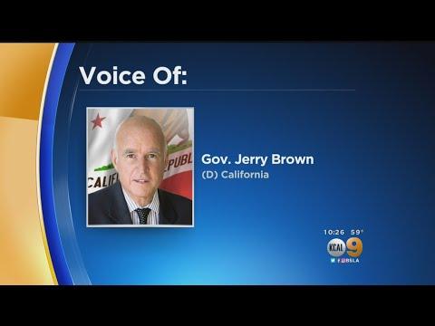 Gov. Jerry Brown Blasts GOP Tax Plan