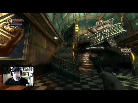 Stream highlights: Bioshock - Farty Moth