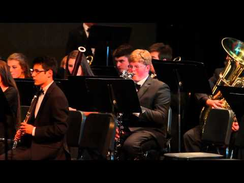 "Tualatin High School Band Concert 2015 ""Pirates of the Caribbean"""