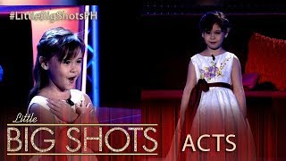 Little Big Shots Philippines: Angel | 5-year-old Cutie Angel