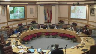 Youtube video::Public Planning Meeting for December 15, 2016
