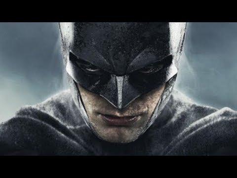 Первые кадры с костюмом Бэтмена Паттинсона вызвали крупный хайп