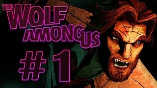 Thumbnail für das The Wolf Among Us Let's Play