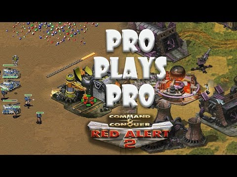 Pro Plays Pro: Tanya + Rhino Surprise on Command & Conquer ft. Marsh