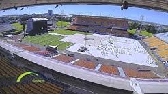Mt Smart Stadium Venue Timelapse