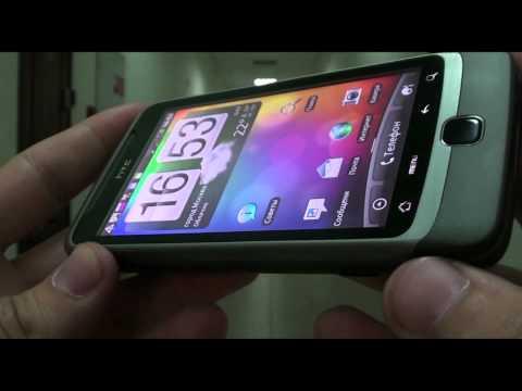 Обзор HTC Desire Z от магазина HTC-Life.ru Внешний вид