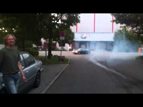 Neckarsulm Burnout