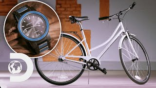 WOOD WATCHES & STEEL BICYCLES | How It's Made