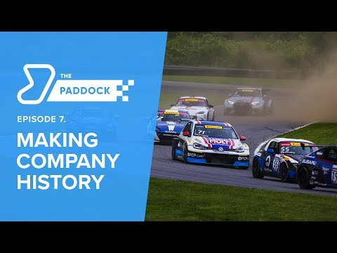 The Paddock Episode 7 - Pirelli World Challenge Racing at Lime Rock Park
