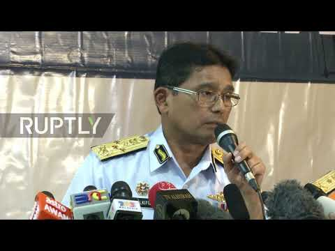 Malaysia: Rescue operations underway as US Navy boat collides with oil tanker - officials