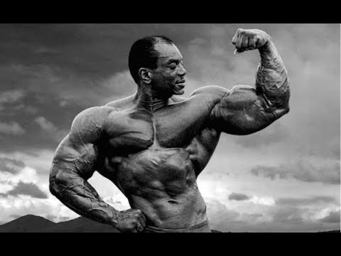 The Myth: Sergio Oliva