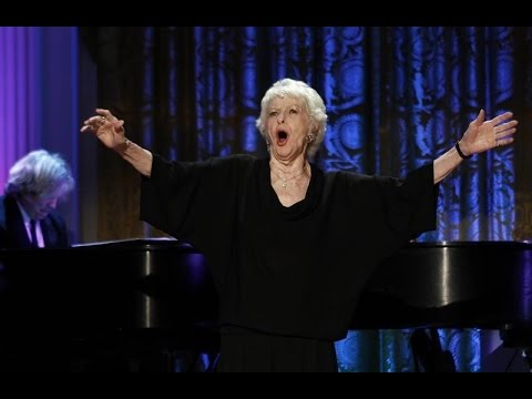 A Broadway legend passes. Mike and Michael Riedel discuss Elaine Stritch.