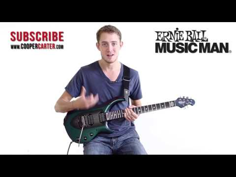 Ernie Ball Music Man MAJESTY Demo by Cooper Carter