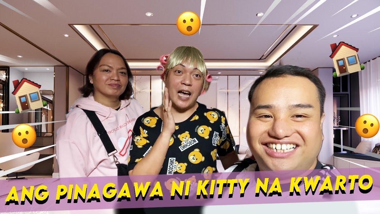 ANG PINAGAWANG KWARTO NI KITTY | BEKS FRIENDS