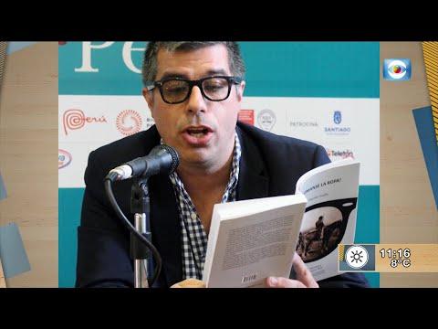 Mano a Mano con el Escritor y Periodista Valentín Trujillo