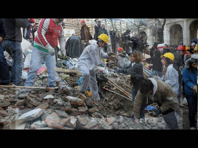 Day of mourning for Italy quake dead 2016