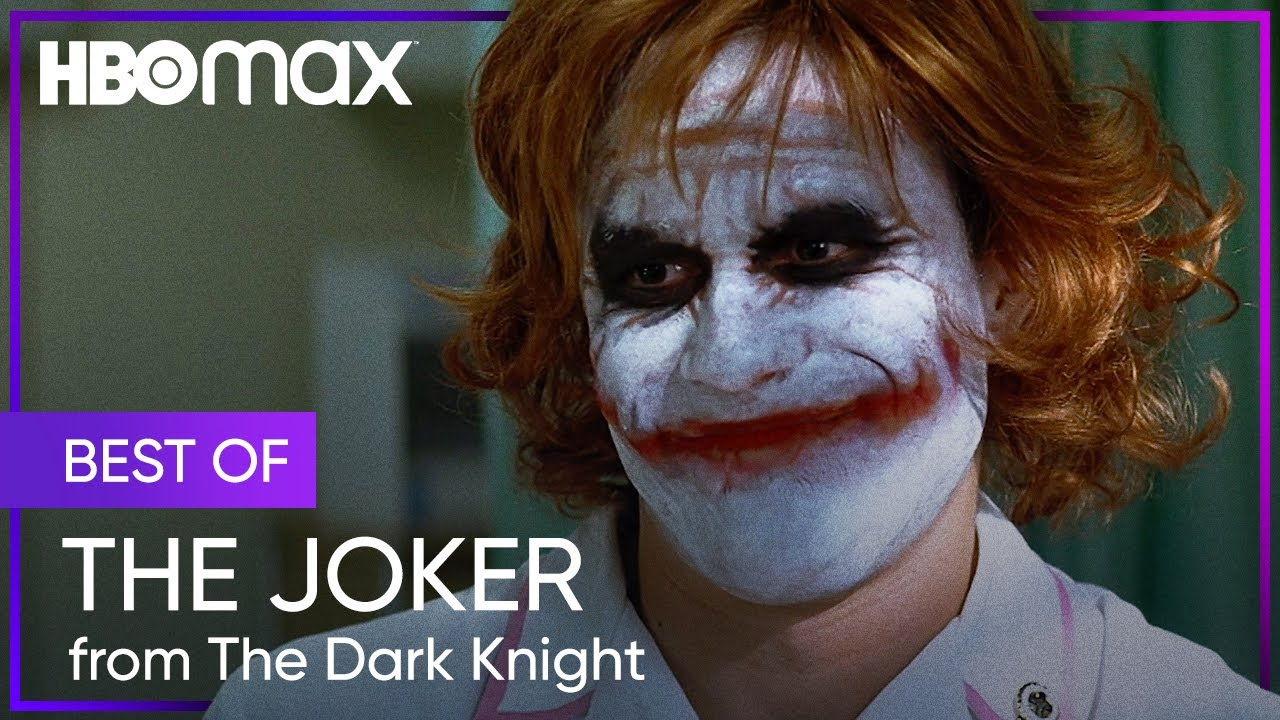 Download Best Joker Scenes in The Dark Knight   HBO Max