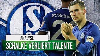Talente flüchten vor Schalke 04! |Goretzka Abgang?!