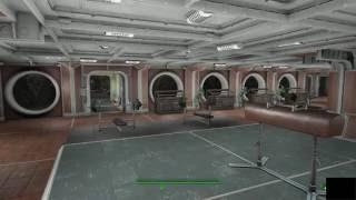 Fallout 4 Vault Tec Workshop Строительство убежище 88 Экскурсия на час