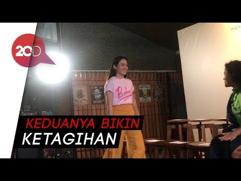 Sheryl Sheinafia Tak Bisa Pilih Antara Musik Atau Film